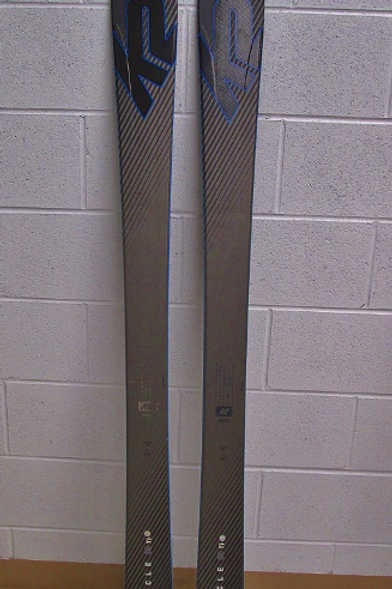 K2 Pinnacle Alpine Skis