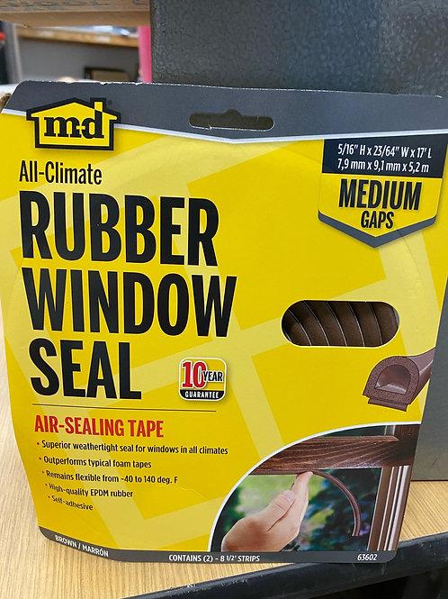 Rubber Window Seal