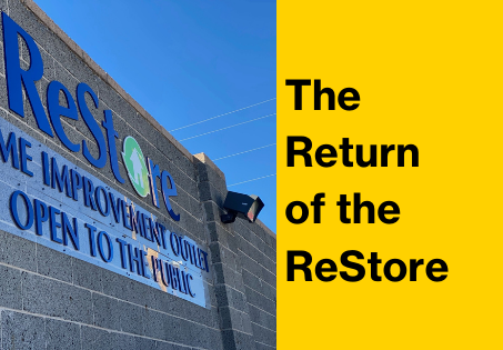 The Return of the ReStore