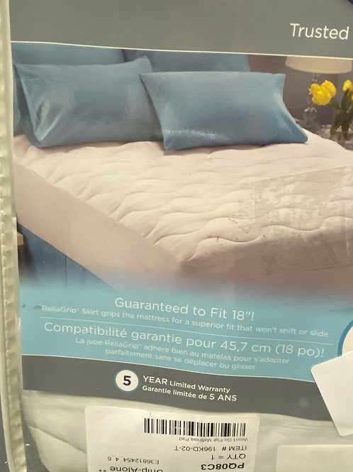 Twin Sized Mattress Cover/Protector