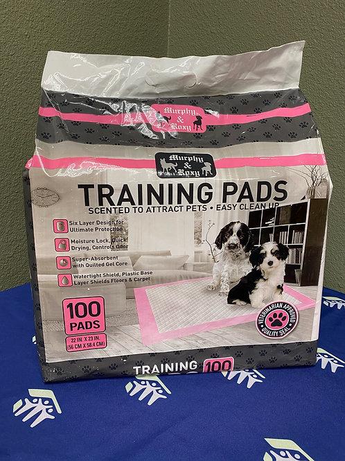 Dog Training Pads-Pink