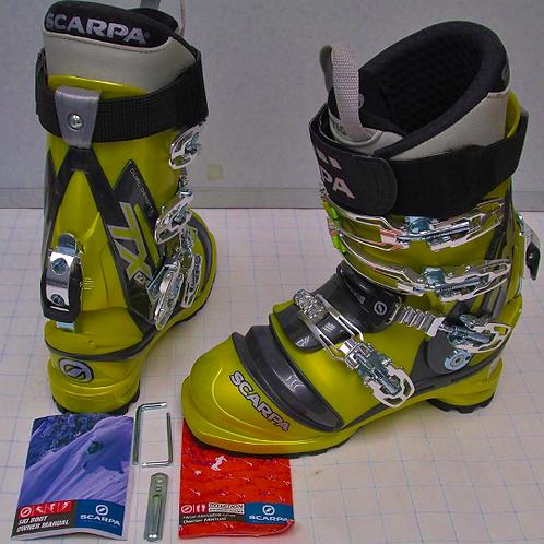 Scarph TX Comp Ski Boots