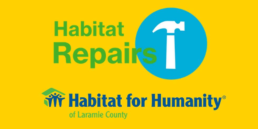 Habitat Repairs Fundraiser Cookout!