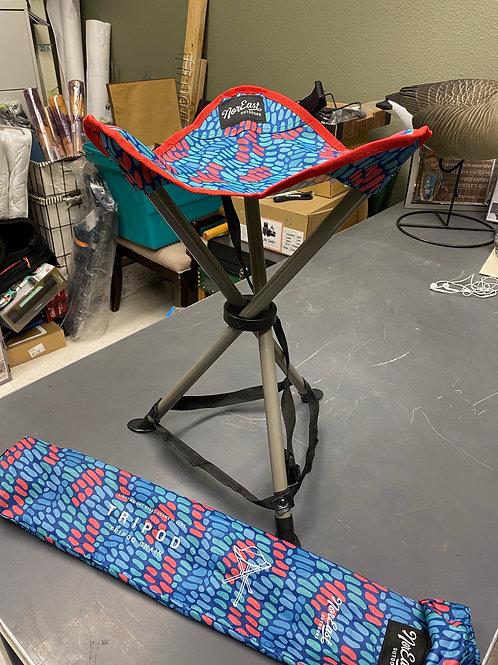 Lightweight Tripod Seat