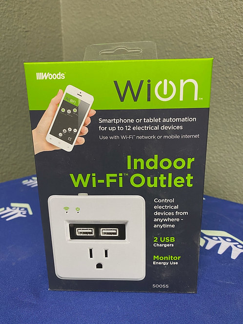 Indoor Wi-Fi Outlet