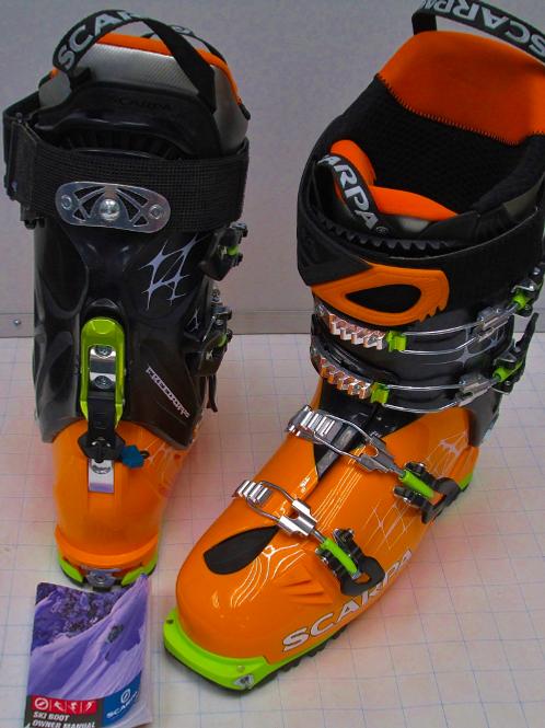Scarpa Freedom RS Alpine Ski Boots