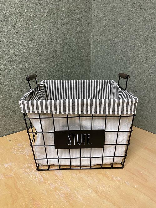 STUFF storage/decor