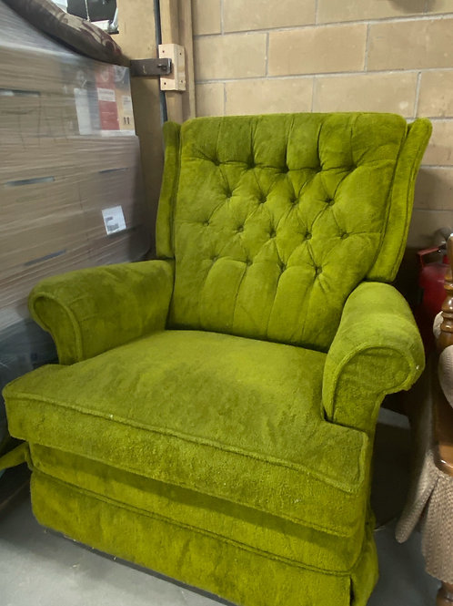 Funky Green Chair