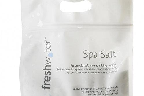 FreshWater Spa Salt, 10lb. (Sól do ACE i Systemu Freshwater)