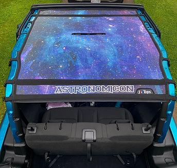 Jeep Wrangler Custom Sun Shade Top JTopsUSA