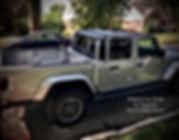 Jeep Gladiator Sun Shade Top by JTopsUSA