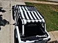 Jeep Wrangle JL sun shade top by JtopsUS