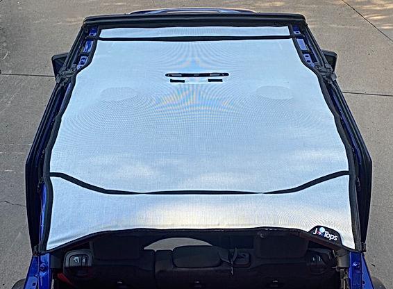 Jeep Jeep Wrangler JL Unlimited Sun Shad