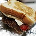 Breakfast Burger*