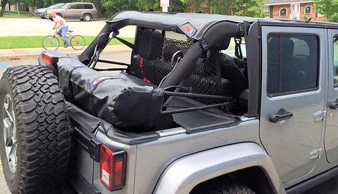 Jeep Shade Top