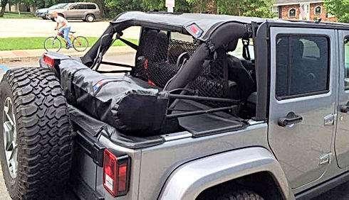 Jeep Shade Top