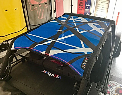 Custom JTopsUSA sun shade top