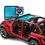 JTopsusa Jeep wrangler JL (2018-2021) Bikini Sun Shade Top