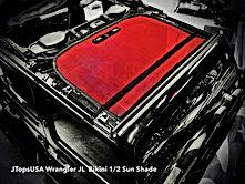Jeep Wrangler JL BiKINI Sun Shade by JTo