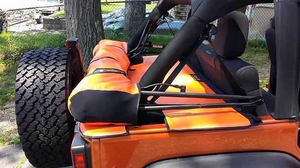 JTopsUSA Jeep soft top storage boot