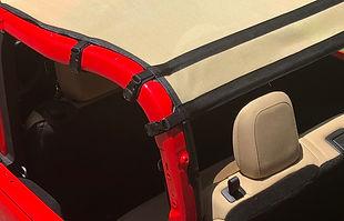 Jeep wrangler sunshade, jeep shade top, jeep top, jeep accessories