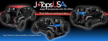Jeep Wrangler Mesh Shade Tops