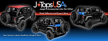 Jeep Wrangler Mesh Shade Tops