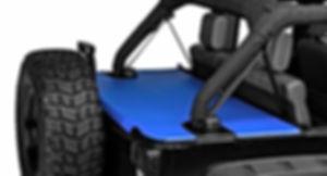 Jeep Wrangler Cargo Tonneau Cover