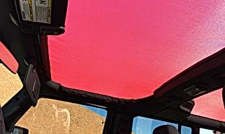 Jeep summer mesh shade top, no gaps | JTopsUSA