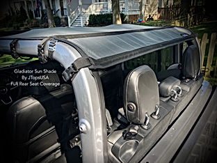 Jeep Gladiator Shade Top By JtopsUSA