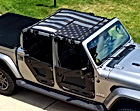 shade top Jeep Gladiator