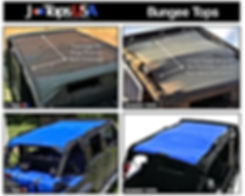 Jeep Wrangler Sun Shade Top Comparison c
