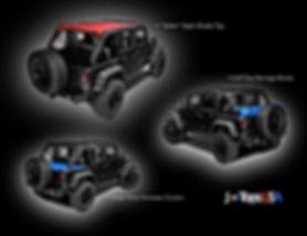 jeep wrangler sun shades, jeep wrangler shade top, wrangler accessories