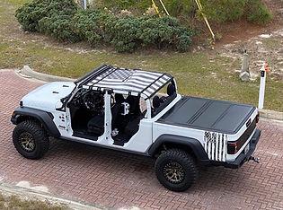 Jeep Gladiator Sun Shade by JTopsUSA