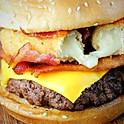 Mozzarella Burger*