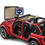 Jeep wrangler JL (2018-2021) Sun Shade Top by JTopsUSAS