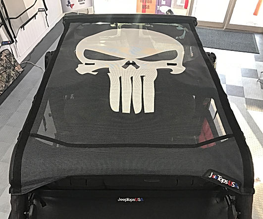 jeep wrangler sunshade