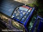 Jeep Wrangle JL Bikini Sun Shade, JTopsu