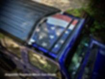 Jeep Wrangle JL Bikini Sun Shade, JTopsUSA
