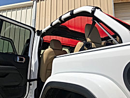 Sun Shade Top Jeep Wrangler