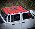 Jeep Gladiator sun shade JTopsUSA