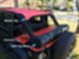jeep wrangler sunshades, wrangler jk mesh sunshade, jeep shade top