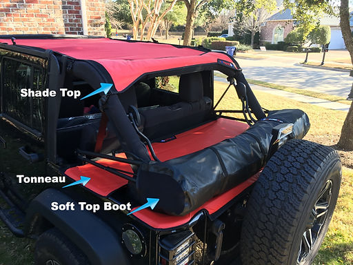 jeep wrangler sunshades, wrangler jk mesh sunshade, jeep shade top