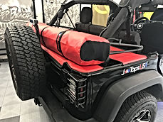 Jeep Soft Top Boot