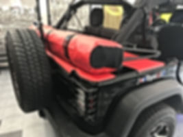 jeep wrangler JK soft top boot accessories