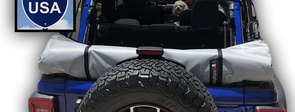 Jeep wrangler JL soft top storage boot