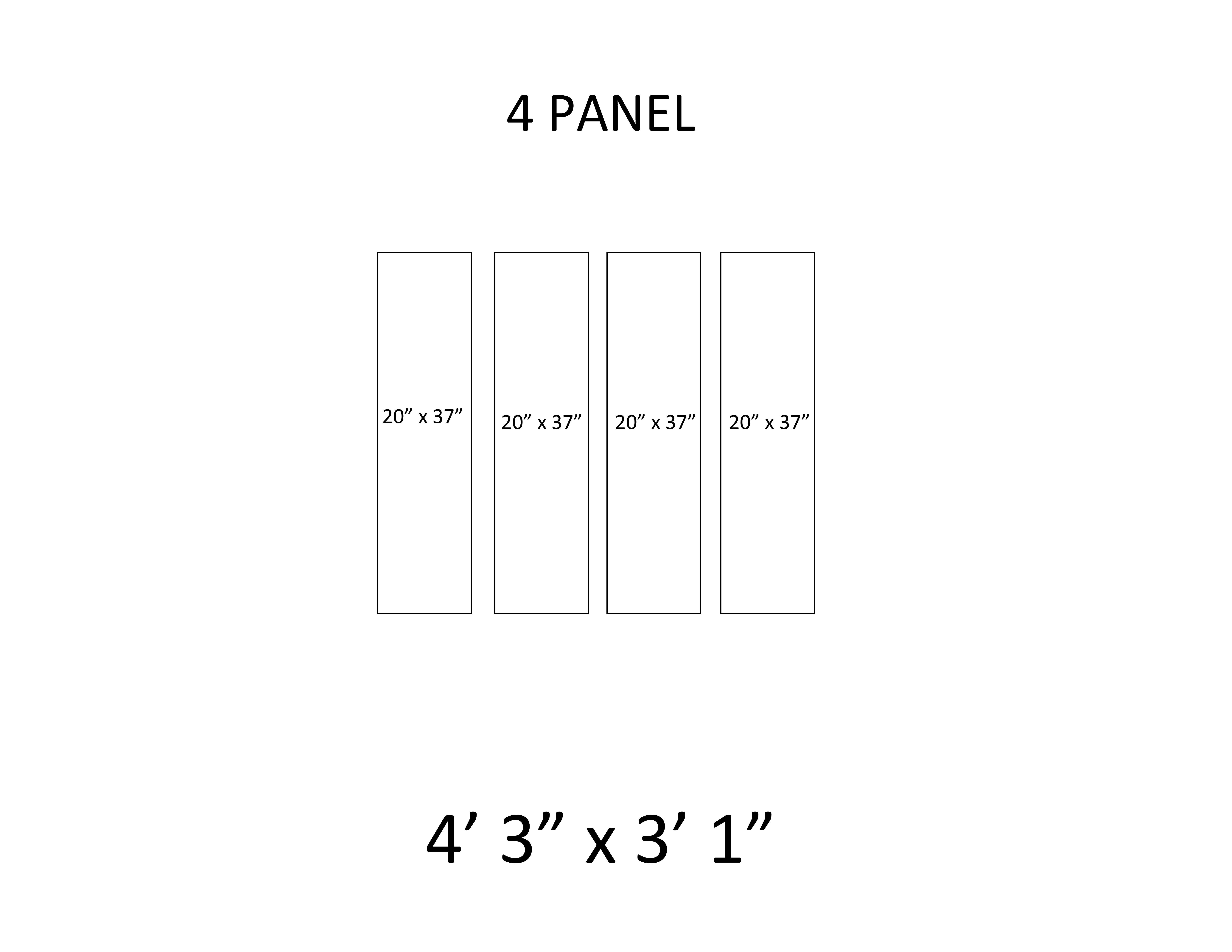 13 - 4 Panel