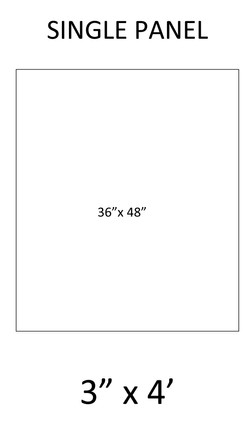 2 - Single Panel