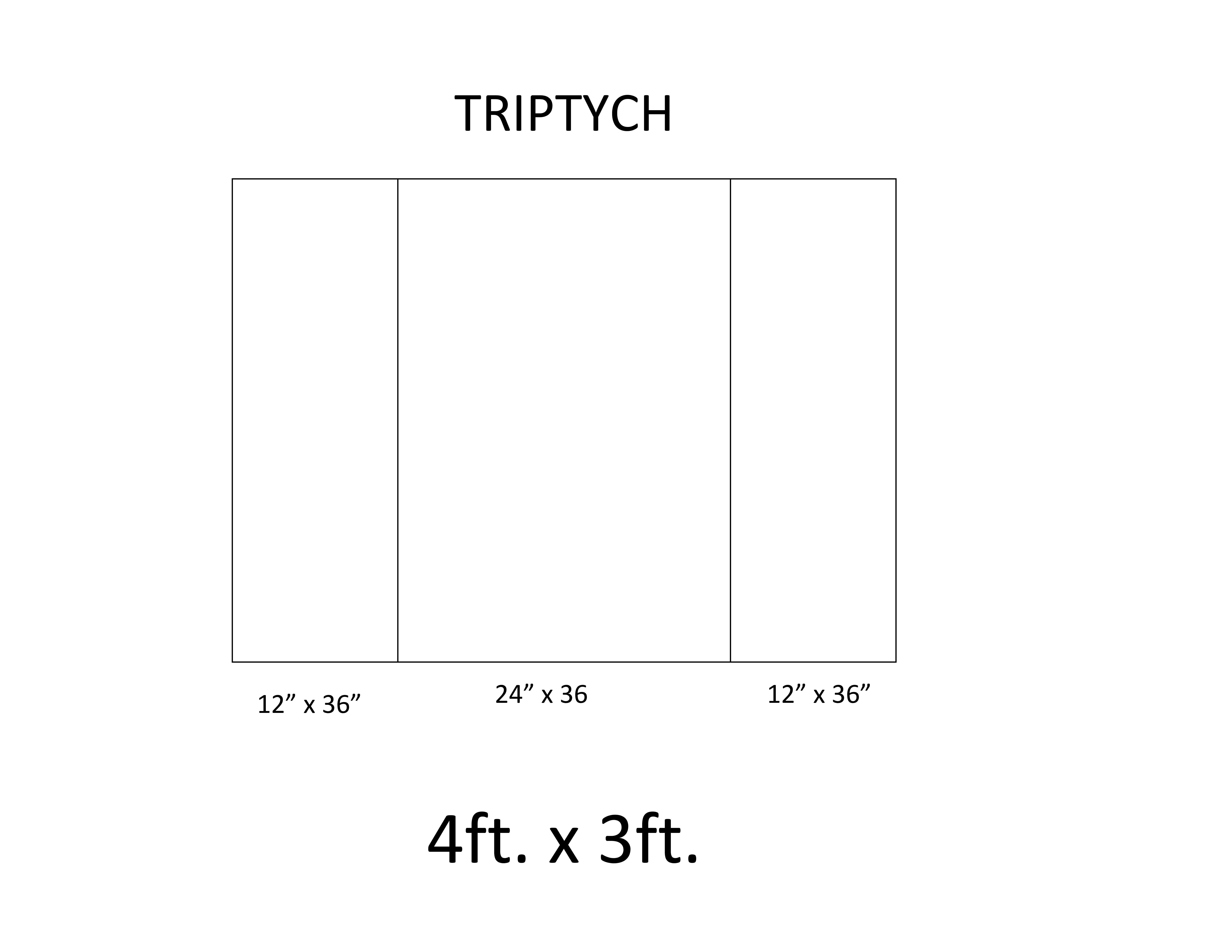 10 - Triptych