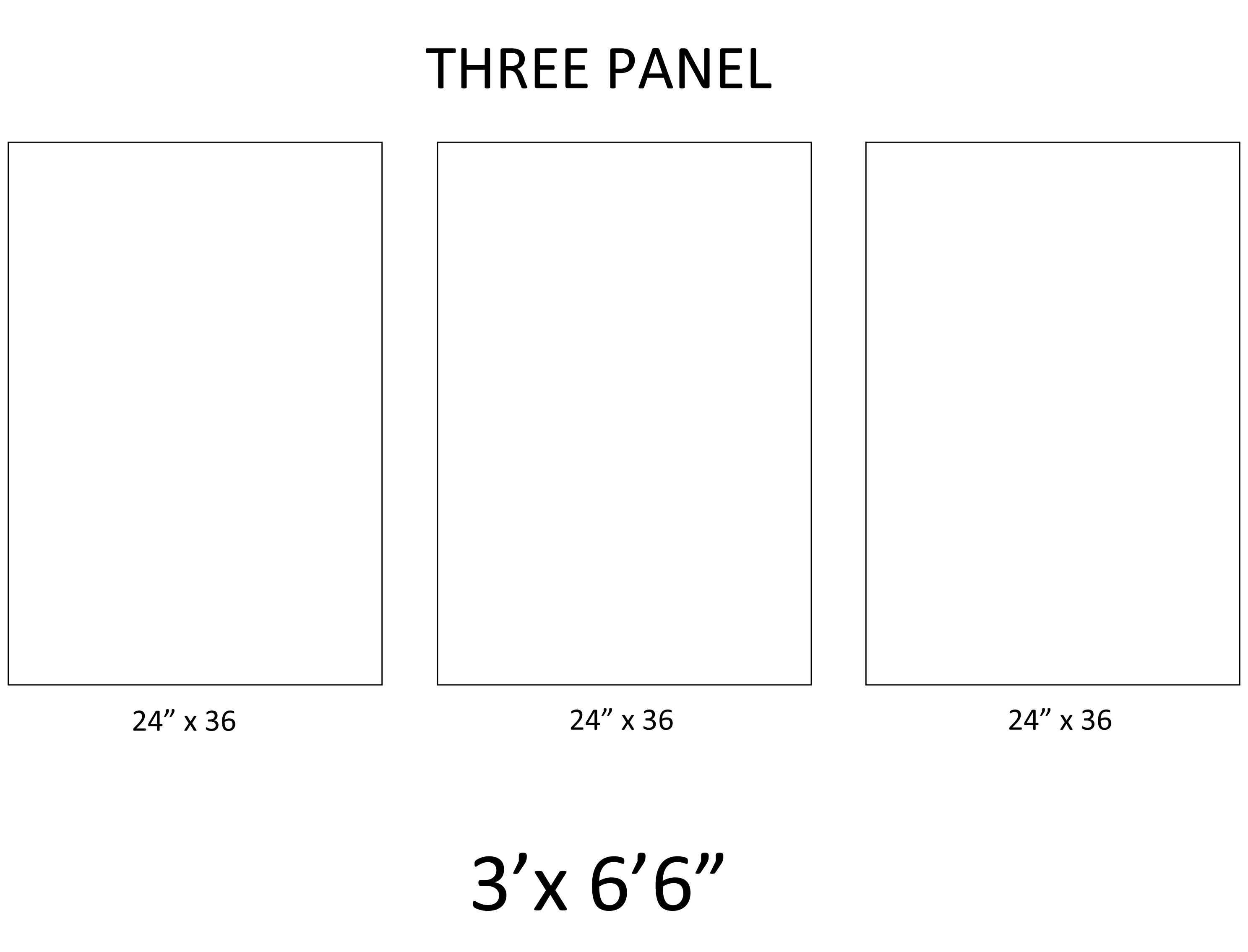 18 -THREE Panel